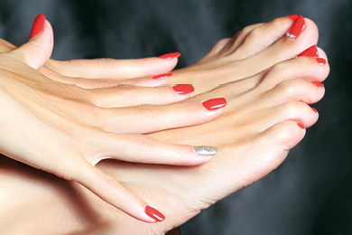 Kosmetische Fußpflege Siegburg